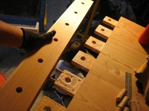 Table Joinery